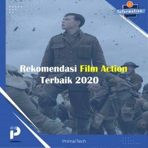Rekomendasi Film Action Terbaik 2020!