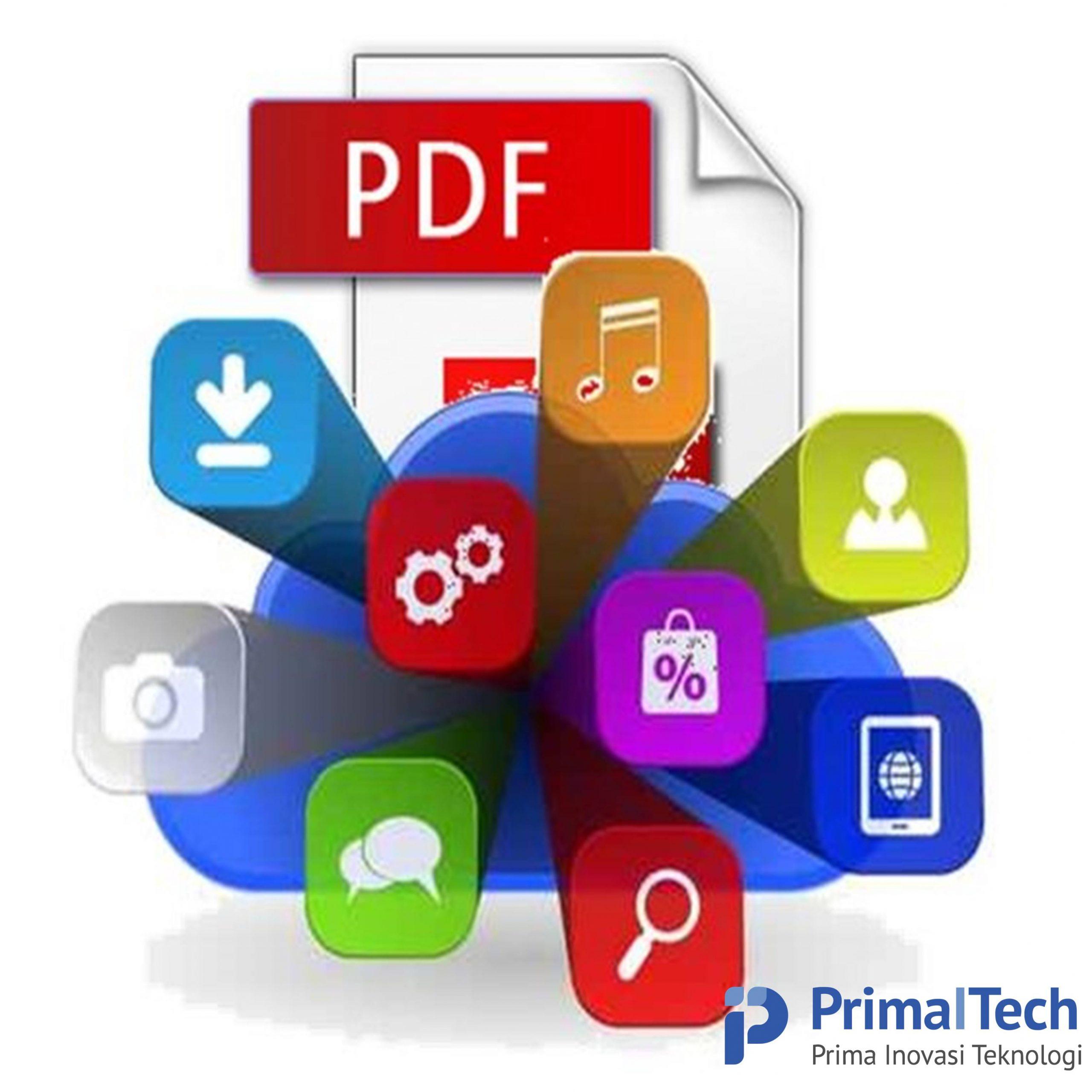 Cara Memperkecil Ukuran File PDF Dengan Mudah