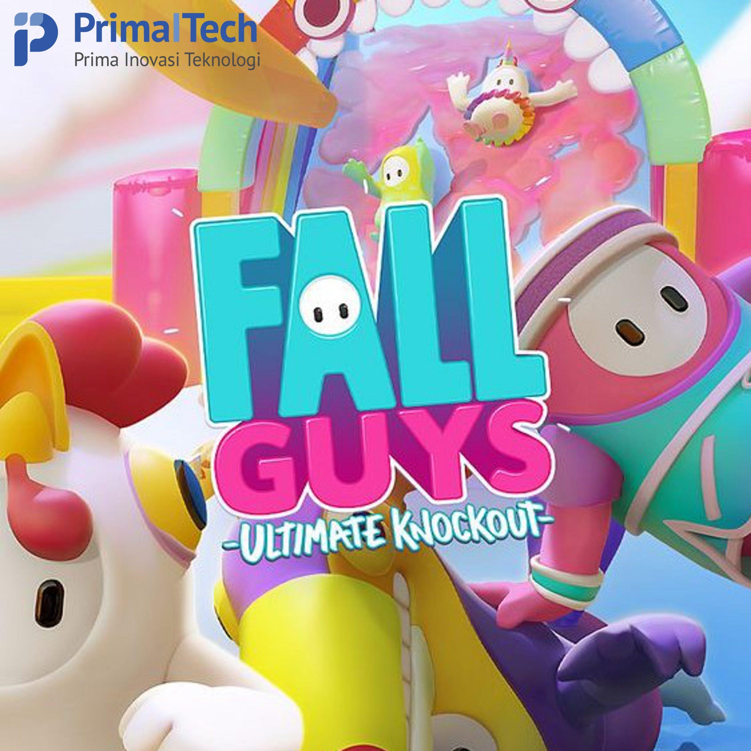 Ada Yang Baru di Game Fall Guys Season 2?