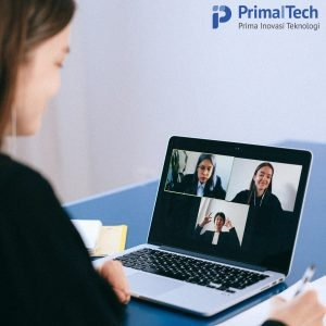Buramkan Latar Belakang Video Call di Google Meet