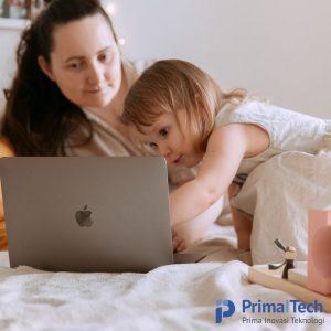 Tips Jaga Keamanan Digital Bagi Anak di Dunia Maya!